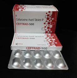 Cefuroxime Axetil-500 Mg