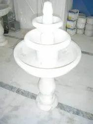 Three Tier Marble Fountain