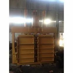 Industrial Carbon Steel Double Box Double Cylinder Baling Press