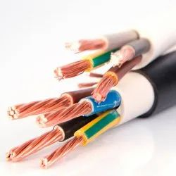 Individual and Overall Shielded Unarmoured Cable