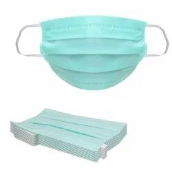 All Extreme EXDM25 3-Layer Face Mask  for Medical Sanitary & Personal Health (25 PCS)