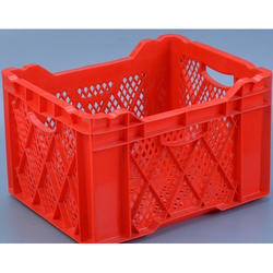 Vegetable Plastic Crates