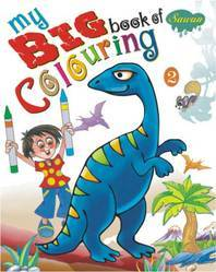 My Big Book Of Colouring 2