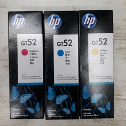 Hp Gt52 Ink Bottle