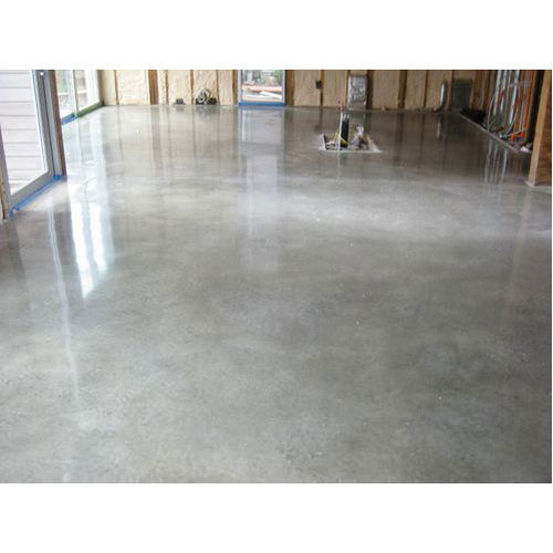 Mirror Polishing Concrete Floor Service Offices