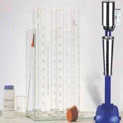 Hydrometer Method Particle Size Sedimentation