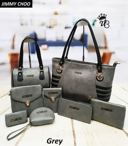 93483b8563d1 Jimmy Choo 8 Piece Combo Handbag