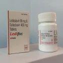 Ledipasvir 90 And Sofosbuvir 400 Tablet