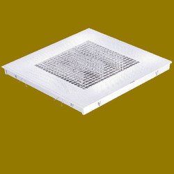 Dark Light Concealed Perforated