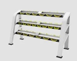 Presto Dumbbell Rack with Cups