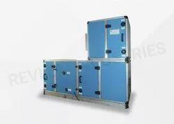 Floor Mounted Air Handling Unit, Capacity: 1000 Cfm To 40000 Cfm