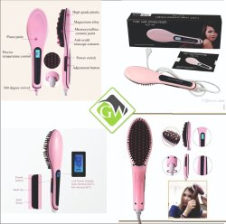 906 Hair Straightener Brush