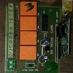 SS Techno 5 Amps RF Remote Control Relay Switch, 12 V
