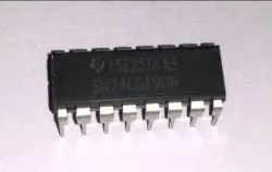 Counter IC SN74LS190N TEXAS INSTRUMENTS