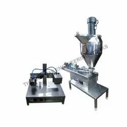 Tube Filling and Sealing Machine Lab Model