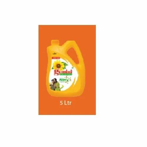 Cargill Refined Sunflower Oil - Cargill Gemini 500 ml
