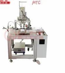 Ear Loop Punching Machine