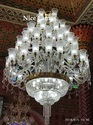 Maharaja Arms Chandelier