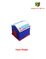 Promotional Paper Weight