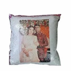 Magic Photo Pillow Cover  Sublimation Printing Service