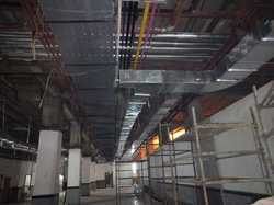 Centralized Ducting During Installation