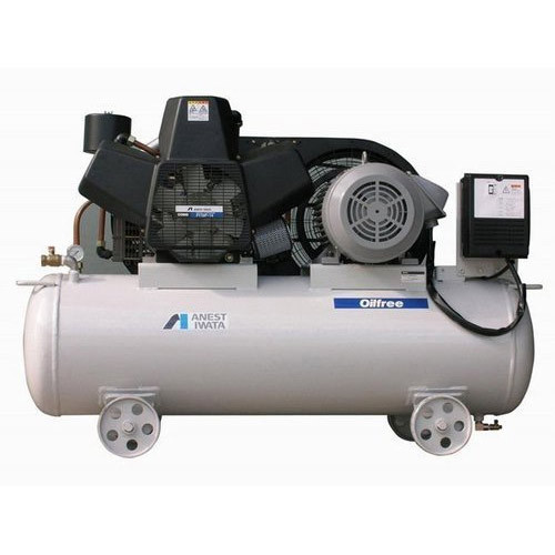Anest Iwata Oil Free Air Compressors