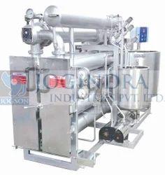 HTHP Horizontal Tubular Dyeing Machine