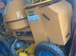 Diesel Engine Concrete Mixers, Automation Grade: Manual