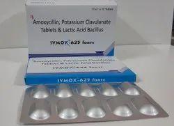 Amoxicillin Potassium Clavulanate And Lactic Acid Bacillus