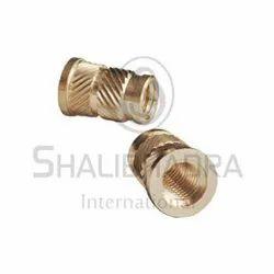 DBI-031 Brass Ultrasonic Insert