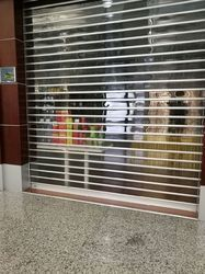 Full Height Polycarbonate Shutters