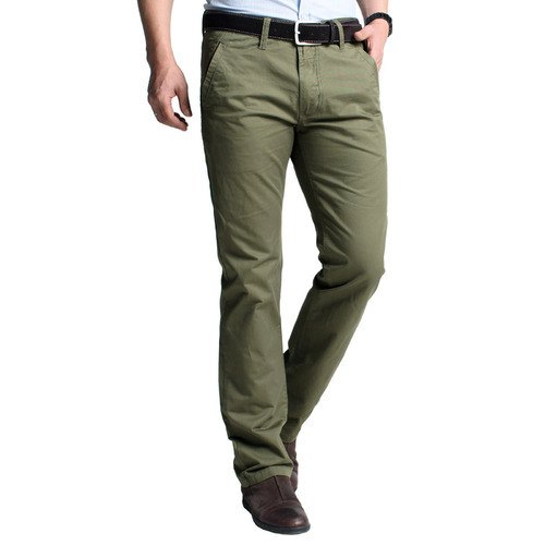 Casual Wear Mens Regular Fit Trouser, Size: 26-36