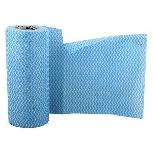 Blue Kitchen Towel - Towel Image Aginggracefullyshow.Com