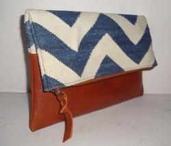 New Design Handmade Clutch