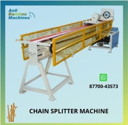 Chain Bamboo Splitting Machine