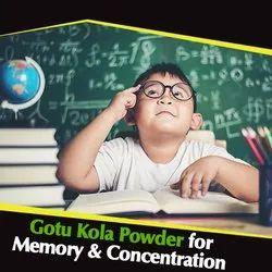 Natural and Vegan Gotu Kola (Centella Asiatica Powder) - 100 gms