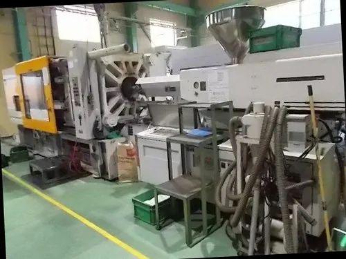 450 Ton Kawaguchi Used Injection Molding Machine
