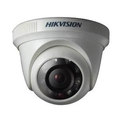 2 MP HIKVISION Dome Camera, For Indoor