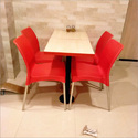 4 Seater Restaurant Tables With Chair