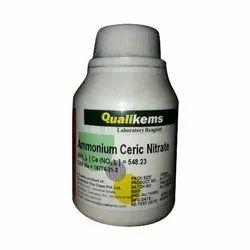 Liquid Ammonium Ceric Nitrate, for Laboratory