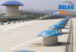 Motorized Roof Exhaust Fans