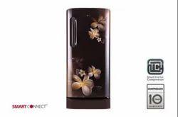 LG GL-D221AHPY Single Door Refrigerator, Capacity: 215 L, Number Of Shelves: 2