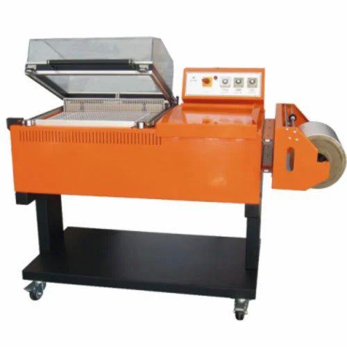 MS Shrink Wrap Machine, Plus Pack India | ID: 8081520012