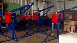 Unimaac Blue Lifting Equipment, Usage: Household, Industrial Premises