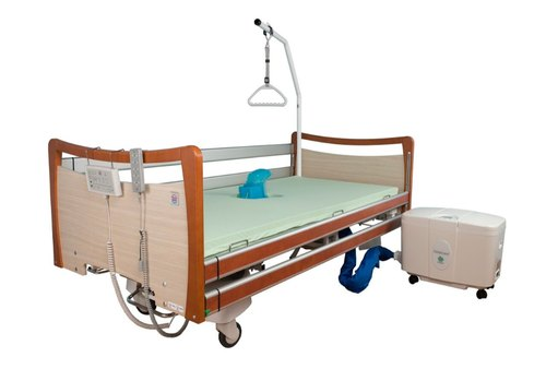 Patient Hygiene System With Apollo Bed Integrated Solaticare System
