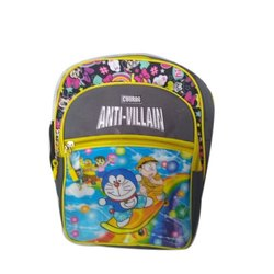 Polyester Printed Kids School Bag, Capacity: 5-12 Kg, for Backpack