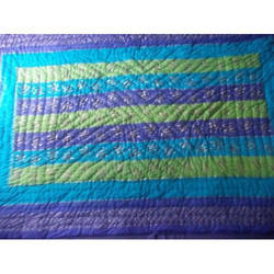 Hand Block Print Quilt