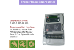 Three Phase Prepaid Meters