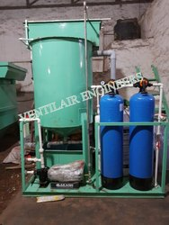 Nano Effluent Treatment Plant