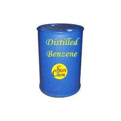 Distilled Benzene
